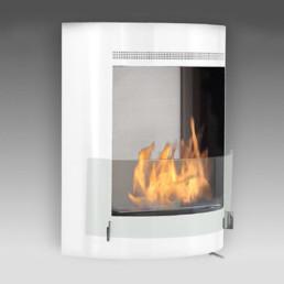 Malibu ethanol fireplace