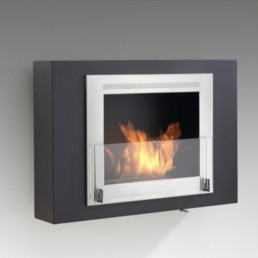 Wellington ethanol fireplace