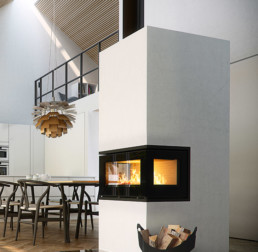 Rais wood stoves insert