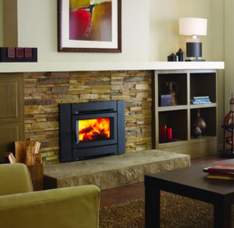 Regency wood stoves insert