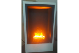 Nero Fire Design electric fireplace