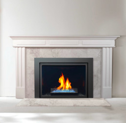 Marquis gas fireplace