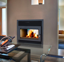 RSF Energy Wood fireplace